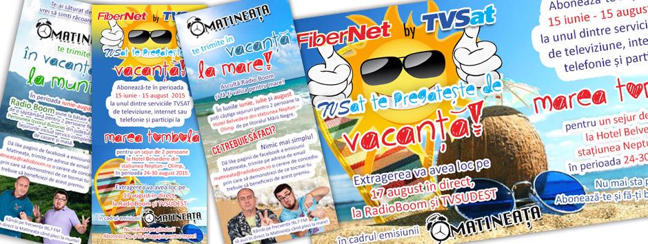 Campanie promo Grup Media TVSAT